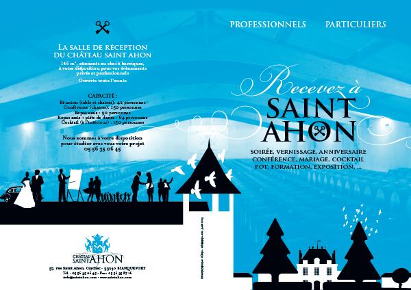 Plaquette Saint Ahon