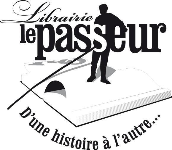 Logo de la Librairie Le Passeur